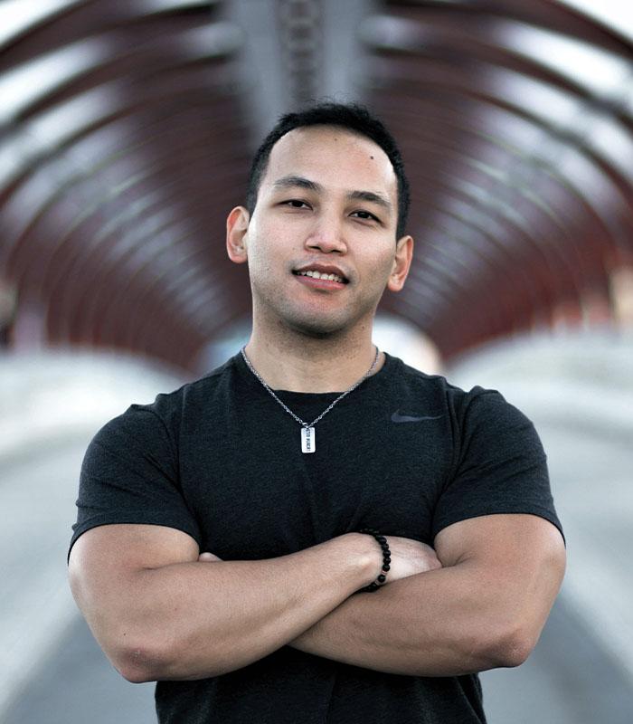 Suraj Gurung Founder/Strength Conditioning Coach